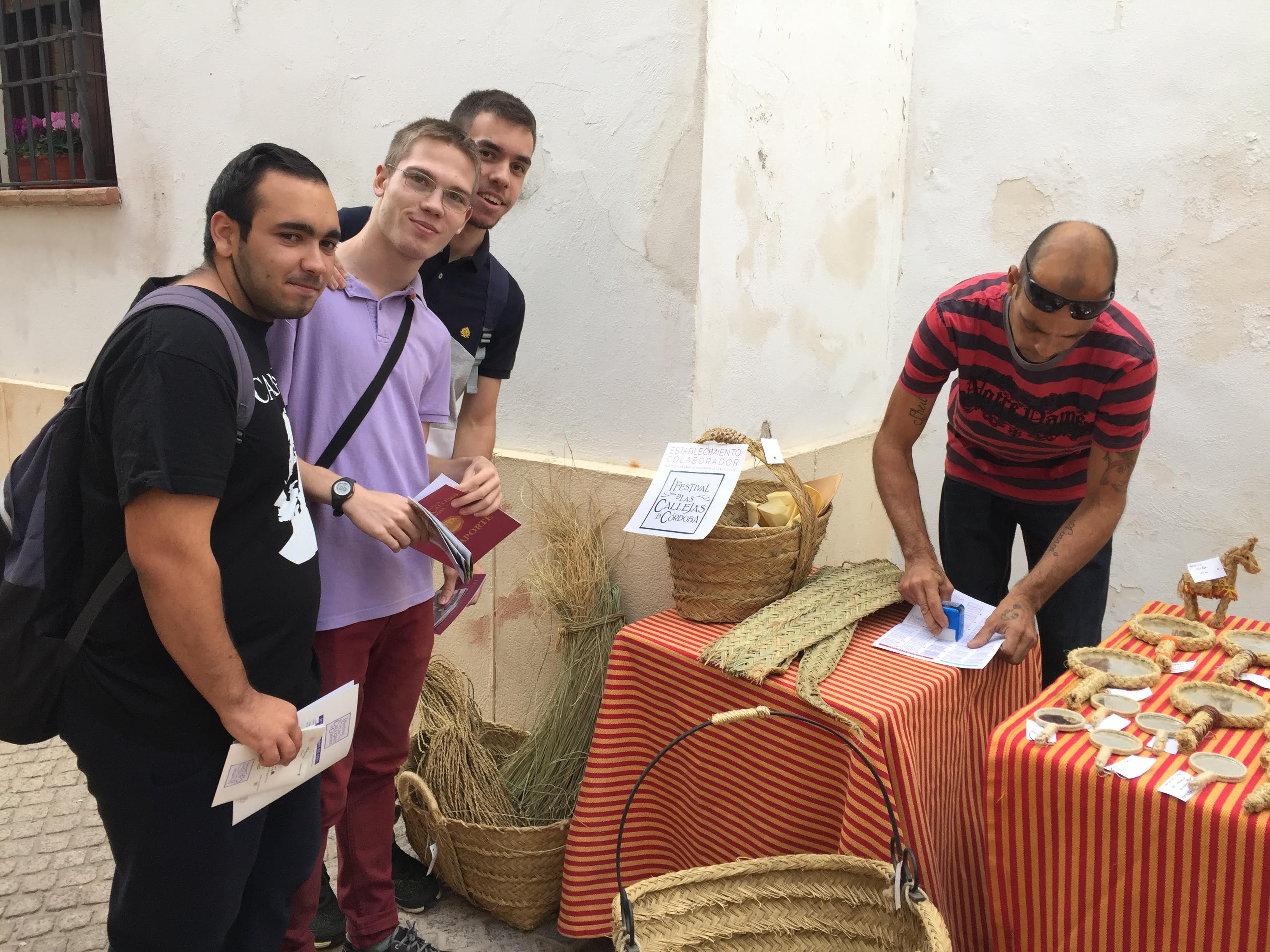 I festival de las callejas for Oficina virtual junta de andalucia educacion