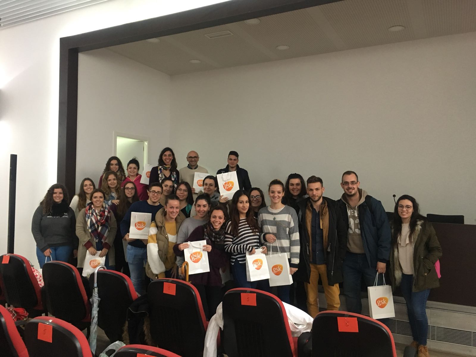 Charla de laboratorios gsk para higiene bucodental for Oficina virtual junta de andalucia educacion