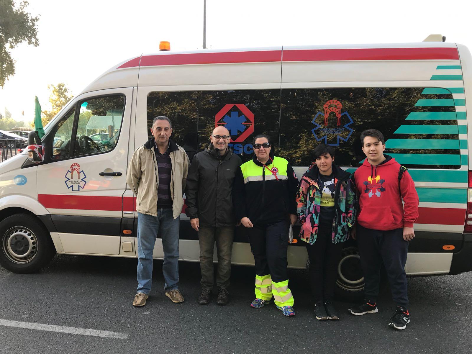 Emergencias sanitarias en la media marat n de c rdoba for Oficina virtual junta de andalucia educacion