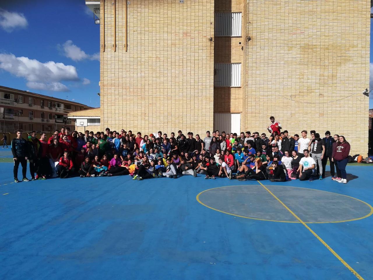Liga intercentros en ies la fuensanta for Oficina virtual junta de andalucia educacion